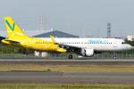 pinamaさんが、伊丹空港で撮影したバニラエア A320-216の航空フォト(写真)