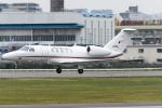 pinamaさんが、伊丹空港で撮影した国土交通省 航空局 525C Citation CJ4の航空フォト(写真)