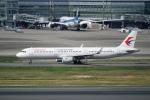 pringlesさんが、羽田空港で撮影した中国東方航空 A321-211の航空フォト(写真)