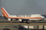 AOMIさんが、成田国際空港で撮影したカリッタ エア 747-222B(SF)の航空フォト(写真)