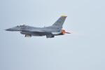 ばとさんが、岩国空港で撮影したアメリカ空軍 F-16CM-50-CF Fighting Falconの航空フォト(写真)
