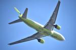 we love kixさんが、関西国際空港で撮影したジンエアー 777-2B5/ERの航空フォト(写真)