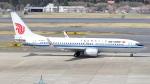 誘喜さんが、成田国際空港で撮影した中国国際航空 737-89Lの航空フォト(写真)