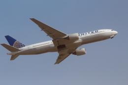 Koenig117さんが、成田国際空港で撮影したユナイテッド航空 777-222/ERの航空フォト(写真)