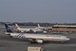 fortnumさんが、成田国際空港で撮影したチャイナエアライン A330-302の航空フォト(写真)