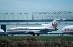 トロピカルさんが、成田国際空港で撮影した日本航空 727-46の航空フォト(写真)