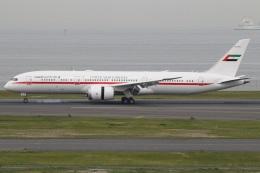 たみぃさんが、羽田空港で撮影したアミリ フライト 787-9の航空フォト(写真)