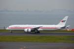 KAZKAZさんが、羽田空港で撮影したアミリ フライト 787-9の航空フォト(写真)