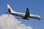 kikiさんが、福岡空港で撮影した中国国際航空 737-808の航空フォト(写真)