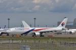 qooさんが、成田国際空港で撮影したマレーシア航空 A330-323Xの航空フォト(写真)