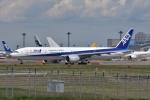 qooさんが、成田国際空港で撮影した全日空 777-381/ERの航空フォト(写真)