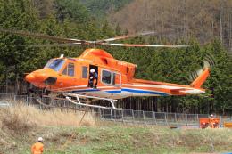batilsさんが、NO DATAで撮影した新日本ヘリコプター 412EPの航空フォト(写真)