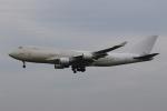 宮崎 育男さんが、成田国際空港で撮影したアトラス航空 747-47UF/SCDの航空フォト(写真)