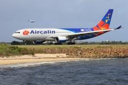 安芸あすかさんが、シドニー国際空港で撮影したエアカラン A330-202の航空フォト(写真)