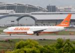 sg-driverさんが、福岡空港で撮影したチェジュ航空 737-85Fの航空フォト(写真)