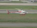 commet7575さんが、福岡空港で撮影した西日本空輸 AS350BA Ecureuilの航空フォト(写真)