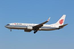 OS52さんが、成田国際空港で撮影した中国国際航空 737-89Lの航空フォト(写真)