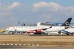 OS52さんが、成田国際空港で撮影したスカンジナビア航空 A340-313Xの航空フォト(写真)