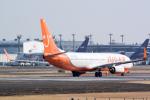 panchiさんが、成田国際空港で撮影したチェジュ航空 737-8HXの航空フォト(写真)