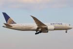 安芸あすかさんが、成田国際空港で撮影したユナイテッド航空 787-8 Dreamlinerの航空フォト(写真)