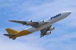ceskykrumlovさんが、成田国際空港で撮影したアトラス航空 747-87UF/SCDの航空フォト(写真)