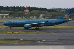 sky77さんが、成田国際空港で撮影したベトナム航空 A330-223の航空フォト(写真)