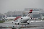 アップルゆこさんが、台北松山空港で撮影したホンダ・エアクラフト・カンパニー HA-420の航空フォト(写真)