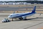 ハピネスさんが、成田国際空港で撮影した全日空 A320-271Nの航空フォト(写真)