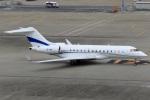 スポット110さんが、羽田空港で撮影したAirlink Airways BD-700-1A10 Global Expressの航空フォト(写真)