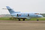 Echo-Kiloさんが、茨城空港で撮影した航空自衛隊 U-125A(Hawker 800)の航空フォト(写真)