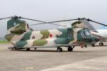 Echo-Kiloさんが、茨城空港で撮影した航空自衛隊 CH-47J/LRの航空フォト(写真)