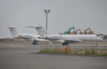 IL-18さんが、羽田空港で撮影したStarflight Investments BD-700 Global Express/5000/6000の航空フォト(写真)