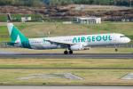 Tomo-Papaさんが、高松空港で撮影したエアソウル A321-231の航空フォト(写真)