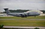 skyclearさんが、嘉手納飛行場で撮影したアメリカ空軍 C-5M Super Galaxyの航空フォト(写真)