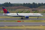 PASSENGERさんが、成田国際空港で撮影したデルタ航空 757-26Dの航空フォト(写真)