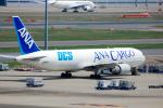 rYo1007さんが、羽田空港で撮影した全日空 767-381Fの航空フォト(写真)