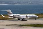 we love kixさんが、関西国際空港で撮影したTAG エイビエーション・アジア G650 (G-VI)の航空フォト(写真)
