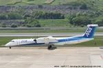 tabi0329さんが、長崎空港で撮影したANAウイングス DHC-8-402Q Dash 8の航空フォト(写真)