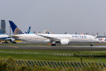 ぎんじろーさんが、成田国際空港で撮影したユナイテッド航空 787-9の航空フォト(写真)