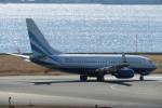 SFJ_capさんが、関西国際空港で撮影したラスベガス サンズ 737-74U BBJの航空フォト(写真)