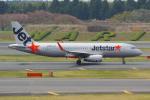 PASSENGERさんが、成田国際空港で撮影したジェットスター・ジャパン A320-232の航空フォト(写真)