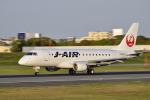 J_Yankeeさんが、伊丹空港で撮影したジェイ・エア ERJ-170-100 (ERJ-170STD)の航空フォト(写真)
