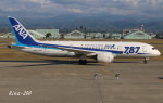 RINA-200さんが、小松空港で撮影した全日空 787-881の航空フォト(写真)