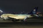 SFJ_capさんが、羽田空港で撮影したサウジアラビア王国政府 747-468の航空フォト(写真)
