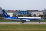 Semirapidさんが、松山空港で撮影した全日空 737-881の航空フォト(写真)