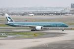 ワーゲンバスさんが、羽田空港で撮影したキャセイパシフィック航空 777-367/ERの航空フォト(写真)