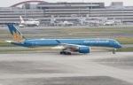 ワーゲンバスさんが、羽田空港で撮影したベトナム航空 A350-941XWBの航空フォト(写真)
