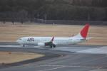 meijeanさんが、成田国際空港で撮影したJALエクスプレス 737-846の航空フォト(写真)