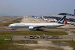 reonさんが、関西国際空港で撮影したキャセイパシフィック航空 777-367の航空フォト(写真)