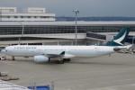 SFJ_capさんが、中部国際空港で撮影したキャセイパシフィック航空 A330-342の航空フォト(写真)
